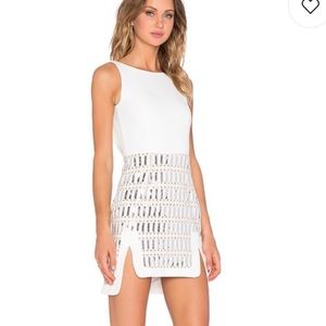 NBD | Revolve Say Hello Sequin Mini Dress